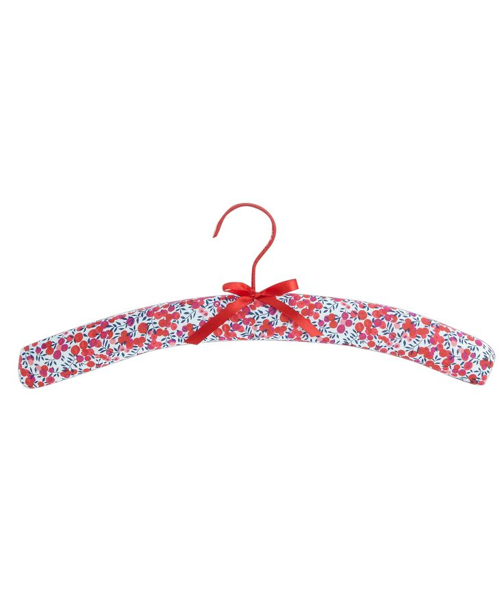 Pink Wiltshire Print Hanger, Liberty London Collections. Shop more home accessories from the Liberty London Collections online at Liberty.co...