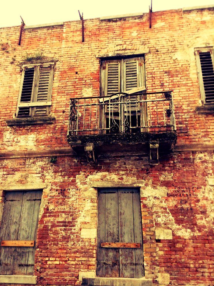 Abandoned House . Mestre - Italy