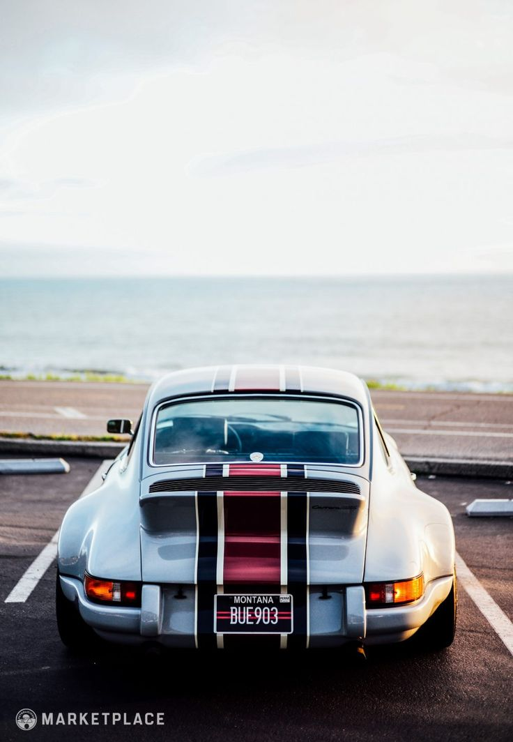 1984 Porsche 911 Carrera RSR 'Backdate' Outlaw • Petrolicious