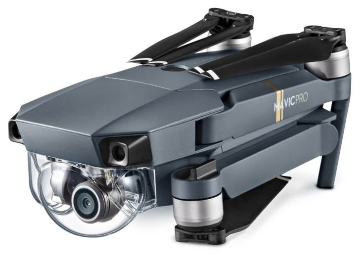 DJI Unveils the Mavic Pro, A Foldable and Ultra-Portable Camera Drone