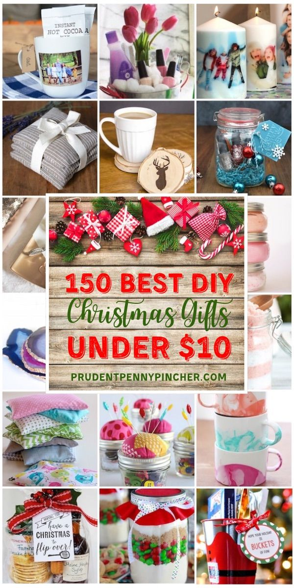 51 Cheap Creative Gift Ideas Under 10 That People Actually Want Cheap Christmas Gifts Christmas Gift Exchange Inexpensive Christmas Gifts