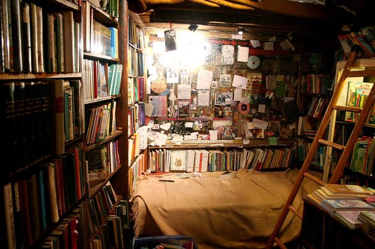 Paris - Shakespeare & Company: Some day I'll get here