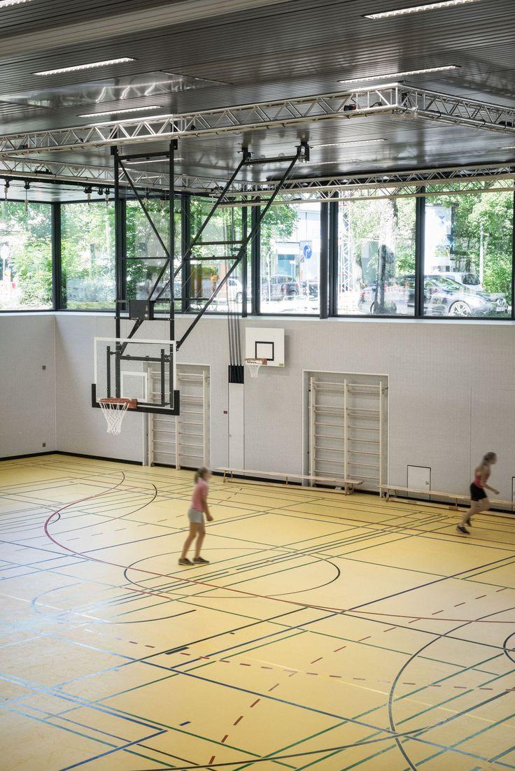 M S De 25 Ideas Incre Bles Sobre Sporthalle En Pinterest  # Fabrica De Muebles Mehring