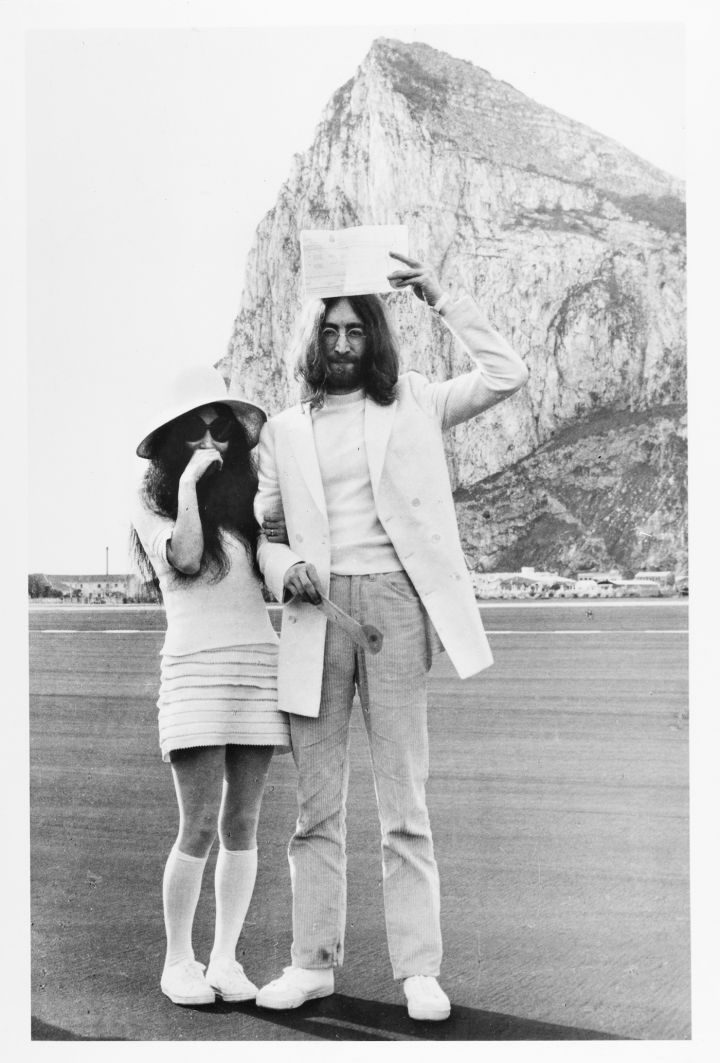 John And Yoko S Wedding Album Once An Oddity Now An Icon John Lennon And Yoko John Lennon Yoko Ono Yoko Ono