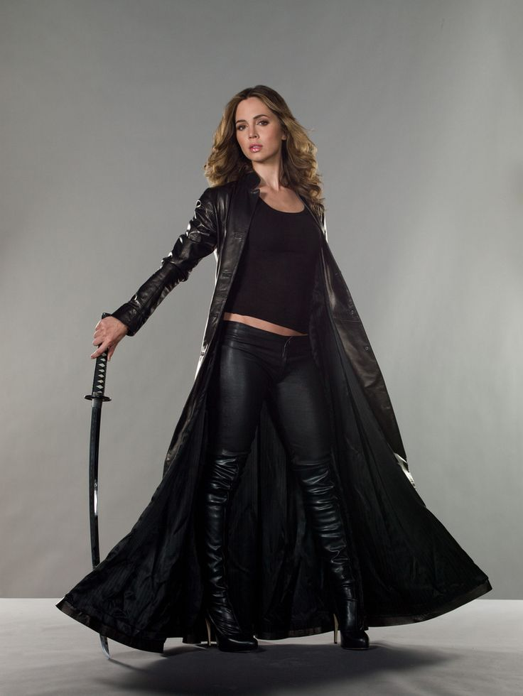 dollhouse season 2 - Google SearchFaith, Leather Boots, Google Search, Dollhouse Promo, Black Leather Pants, Leather Coats, Dushku Dollhouse, Hewitt, Elizadushku