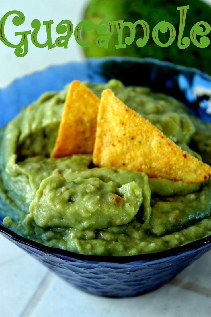 .: Salsa guacamole