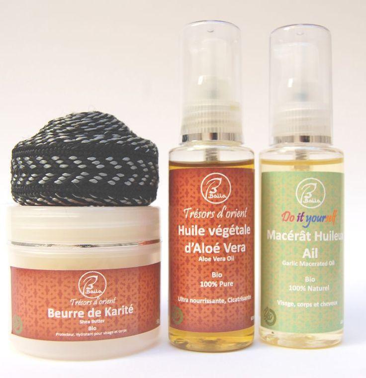 Lisser et soigner ses cheveux avec le Kardoune Bio de BALLA