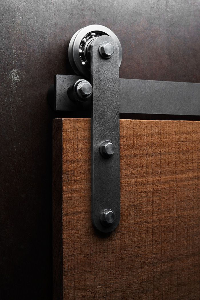A modern take on the barn door hardware that has been in use for over a century re-engineered to be quieter safer and longer lasting. & 15 best Axel Barn Door Hardware images on Pinterest | Sliding door ...