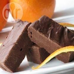 Easy Chocolate Orange Fudge @ allrecipes.com.au