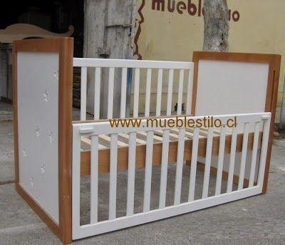 Mejores 56 imágenes de #muebles de #bebé en Pinterest   Santiago de ...