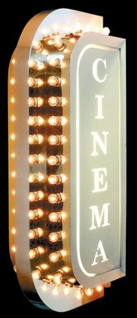 need to find light bulbs for this Cinema Sign with chaser lights