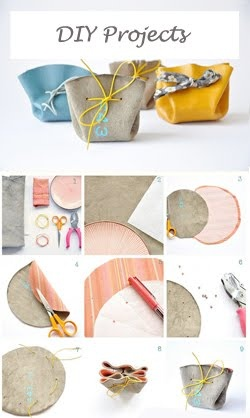 folded coin purse tutorial