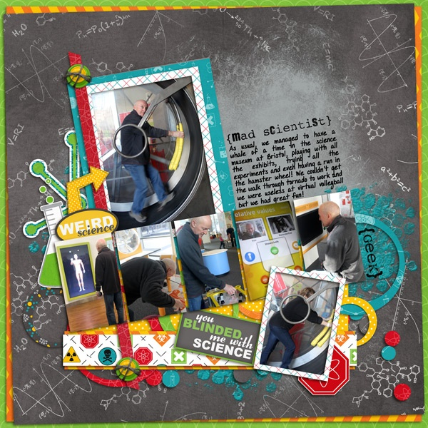 Photo Page: SCIENCE MUSEUM - Scrapbook.com