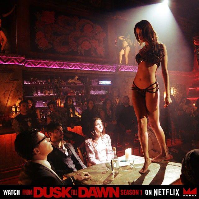 From Dusk Till Dawn: The Series, Season 1 | Watch now on netflix.com | via instagram.com (credit: duskelrey)