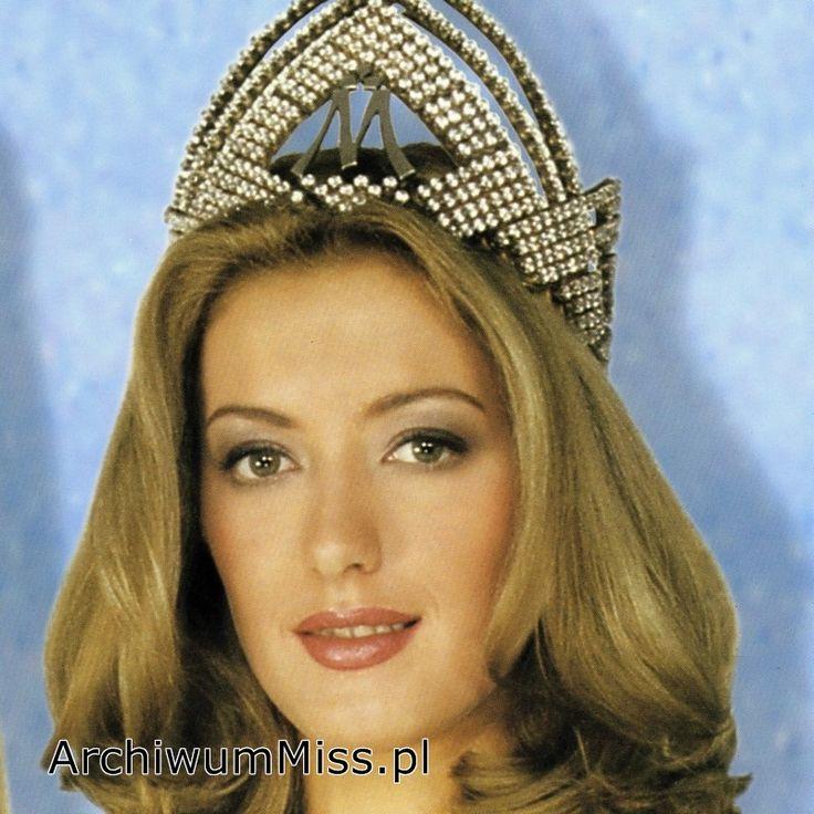 Renata Piotrowska #MissPolski 1999 #winner #najpiekniejszapolka #themostbeautifulgirl #misspoland