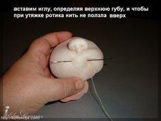 Utyazhka muñeca de la cara