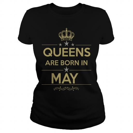 Cool born in may may birthstone celebrities T shirts
