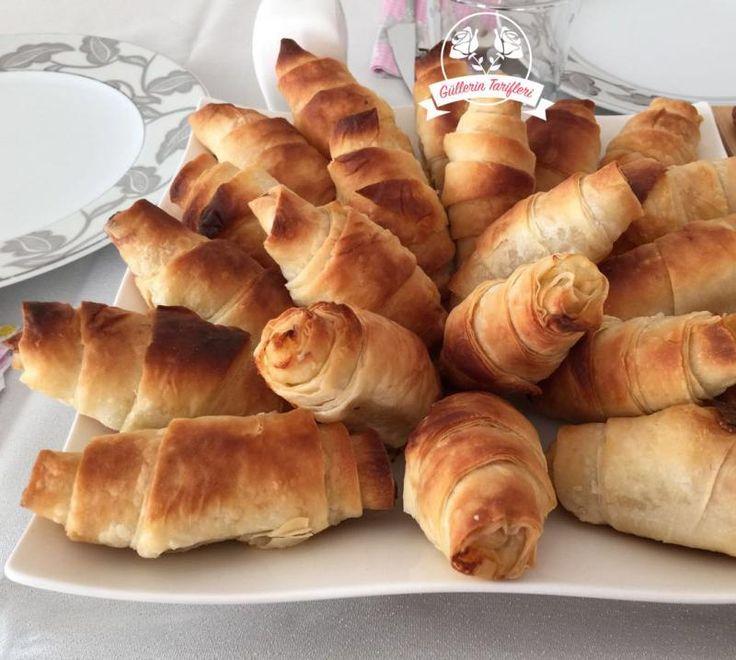 Tereyağlı Peynirli Börek | Güllerin Tarifleri