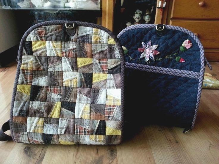 Backpack Patchwork. Женский рюкзак