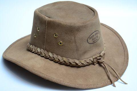 Suede Leather Hat - Lion King – zzambi.com