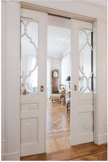 Ooh Pocket Doors Youd Be Perfect Between My Dining Room And Library