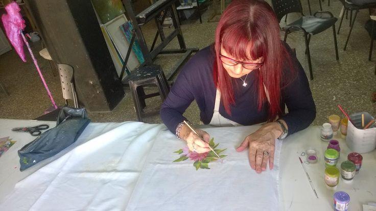 Graciela BOVETTI: Miércoles en Pinzon