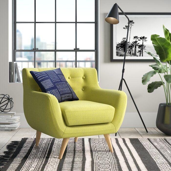 Matteo Armchair Modern Furniture Living Room Armchair All Modern