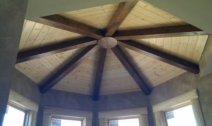 We Designed A Custom Octagonal Dining Room Complete With