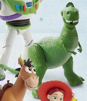 Toy Story Poseable Figure - Rex
