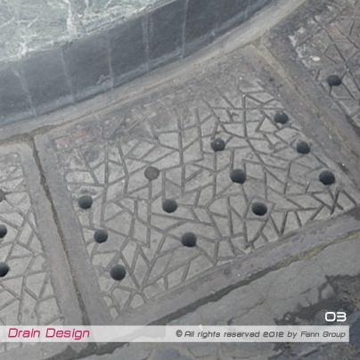 Urban Artforms: Drain Design