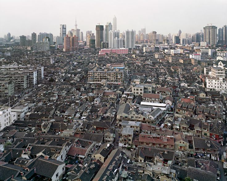 Edward Burtynsky CHINA Web Gallery