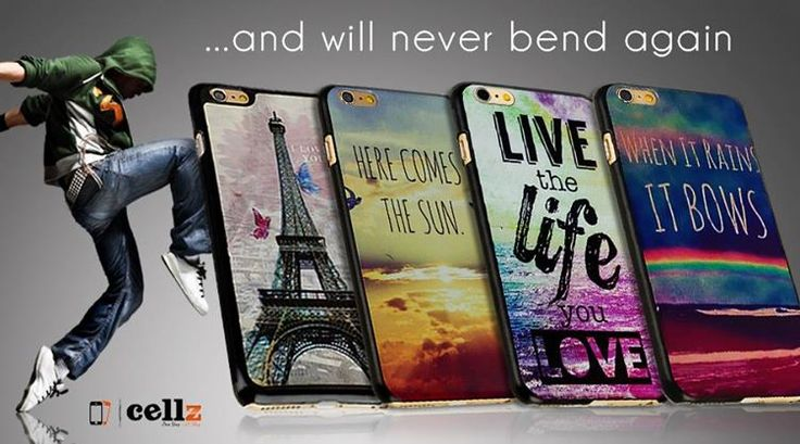 iPhone 6 Plus cases...and will never bend again! #iphone6cases #willneverbendagain #iphonecover #iphone6 #smartphone #newiphone #accessories