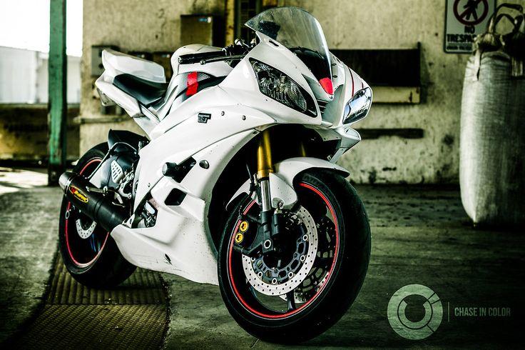 Modified Yamaha R6