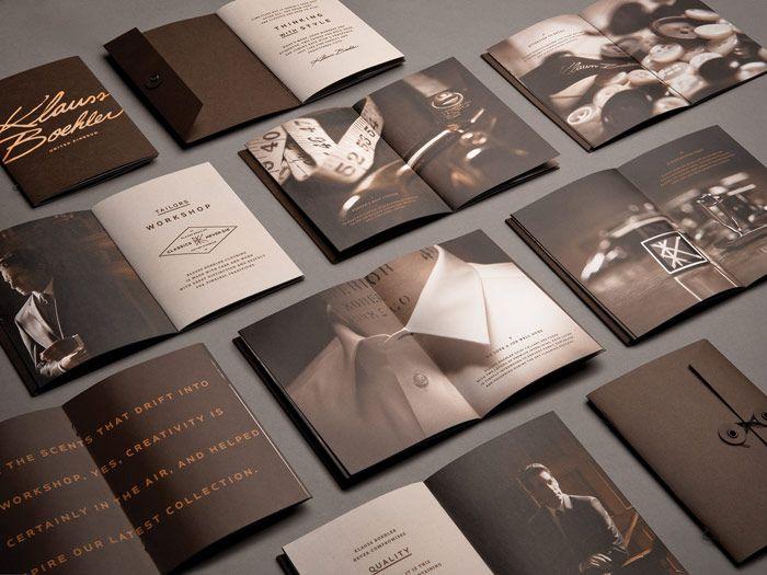 Klauss Boehler | Brochure d'entreprise / Corporate Brochure | lg2boutique