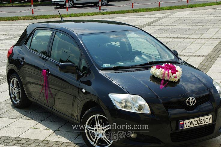 Auto+do+slubu+dekoracja+samochodu+slubnego+opolskie+serce001.JPG (1600×1071)