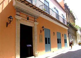 Old #Havana #Hotel Marques de Prado Ameno has 16 rooms, a terrace, a bar, guest #WiFi and a cybercafé. Due to the location of Marques de Prado Ameno Hotel, guests are spoilt for choice concerning the multitude of historic sights right on their doorstep in the center of Old Havana