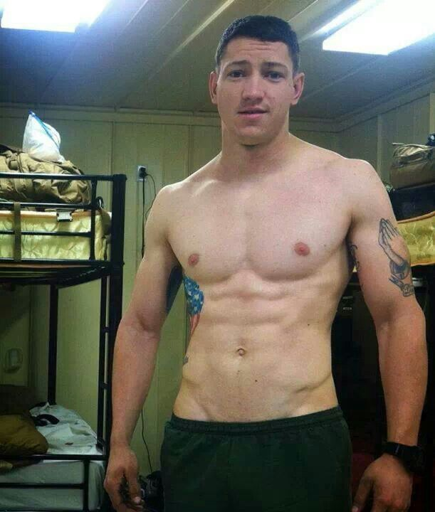 Pin On Hot Military Guys-6656