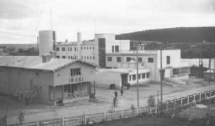 Inari ja Pohjanhovi vuonna 1936