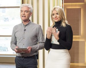 Holly Willoughby And Phillip Schofield On Will Youngs Shock Strictly Exit