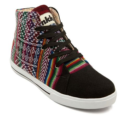 Inkkas Shadow High Top Shoes