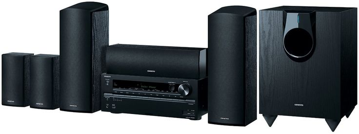 Onkyo HT-S7700 5.1.2-Ch Dolby Atmos Ready Network A/V Receiver/Speaker Package