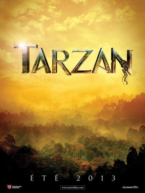 """Tarzan"" | Starring Kellan Lutz, Spencer Locke, Anton Zetterholm and Jaime Ray Newman. Directed by Reinhard Klooss."