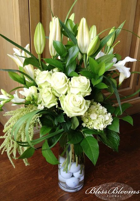 The 340 best images about funeral memorial ideas on for Flower arrangements for parties