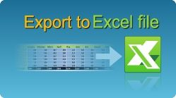 Export data to an Excel file having one or multiple sheets in PHP or ASP classic! The data in cells can be formatted using predefined formats or user-defined formats. #Export #Excel #PHP #ASP