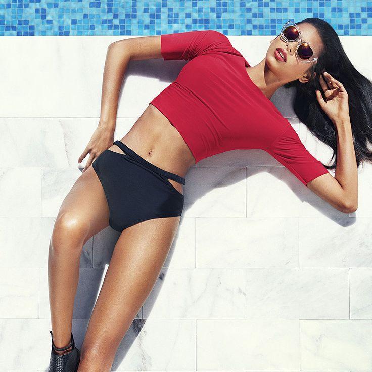 a bikini and brazilian wax Difference between