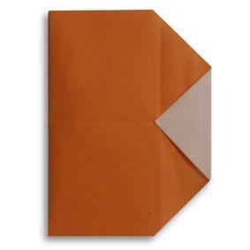 Origami alphabet(B)