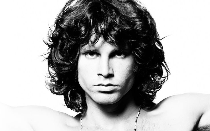 This week's Sunday Swoon is the gorgeous Jim Morrison...who is a fan of those curls?