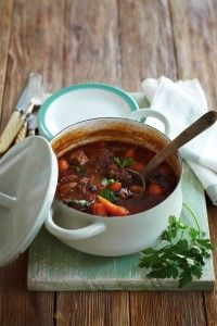 Nothing beats a warming beef stew and this one is the easiest ever! Plus why not use the leftovers as a base for a hearty soup tomorrow - two meals for one!