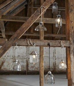 Lampy dekoracyjne Hubsch – industrialne i klasyczne