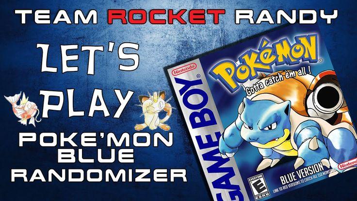 pokemon blue randomizer part 2